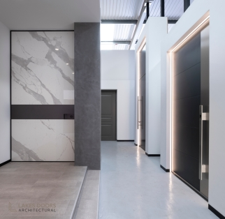 Lakes Doors Architectural Marble Door Showroom