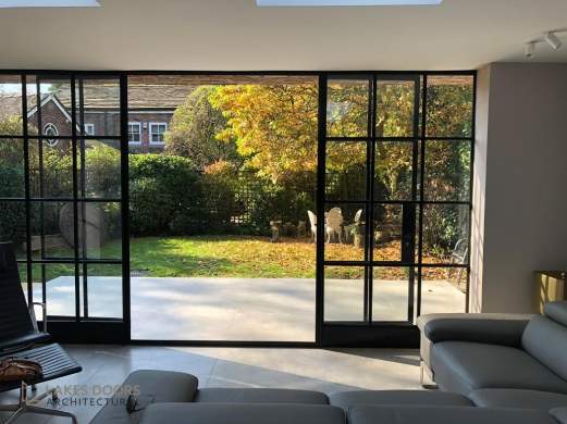 Crittall Screen in Cheshire